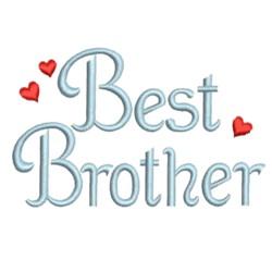 **To My Best Brother Forever** - اللغات - الساحة العمانية