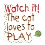 cat machine embroidery design feline art pes hus dst needle passion embroidery npe