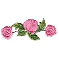 machine embroidery design roses flower embroidery machine embroidery design npe