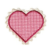 lattice lace love heart valentine machine embroidery design darling by needle passion embroidery