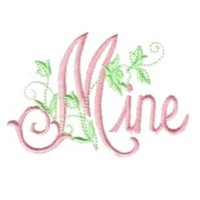 mine machine embroidery design his hers couple wedding embroidery for monogram monogramming art pes hus dst needle passion embroidery npe