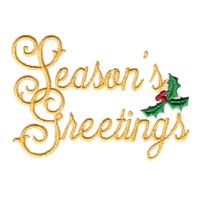 machine embroidery seasons greetings season's greetings lettering holly embellishment machine embroidery design art pes hus jef dst exp needle passion embroidery npe needlepassion