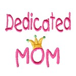 dedicated mom lettering machine embroidery design mom and dad mum needle passion embroidery npe