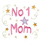 no 1 mom lettering machine embroidery design mom and dad mum needle passion embroidery npe