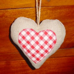 heart machine embroidery applique padded heart hanging ornament made in the machine embroidery hoop lavender filled linen heart needle passion embroidery npe