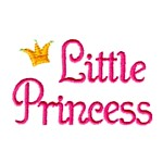little princess lettering machine embroidery design girl girls rule diva girly queen crown confetti lettering text slogan art pes hus dst needle passion embroidery npe