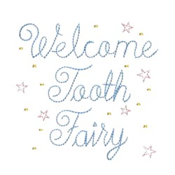 tooth fairy embroidery machine embroidery design needle passion embroidery npe